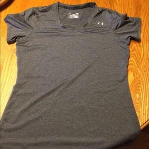 large UA shirt